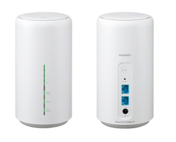 auスマートポートSpeed Wi-Fi HOME L02