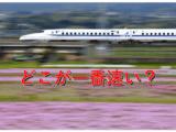 【速度比較】2018 東京で速いインターネットランキング!